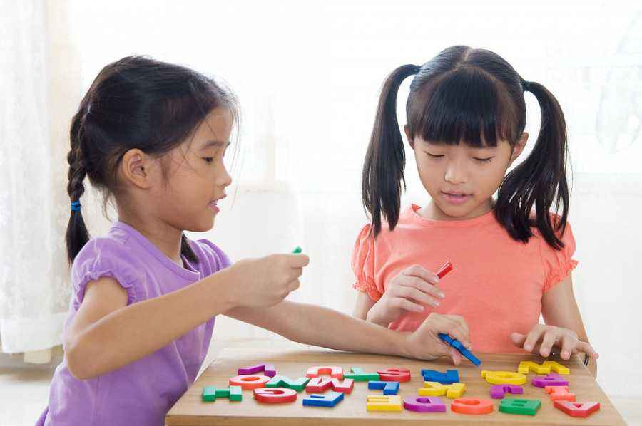 Mendidik si Kecil Menjadi Teman yang Baik