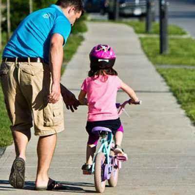 Belajar Naik Sepeda Yuk…