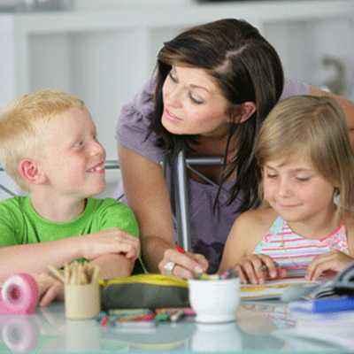 Berbicaralah Selalu Dengan 'Bahasa Anak'