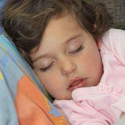 Bila Tidur si Kecil Terganggu