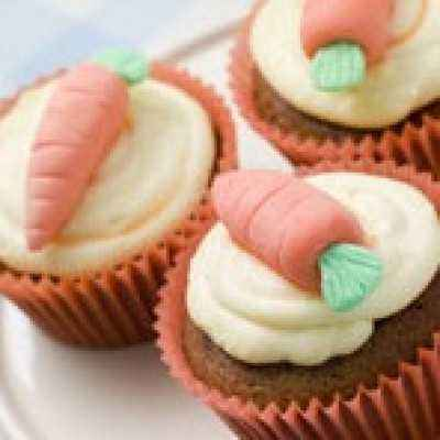 Cupcake Wortel