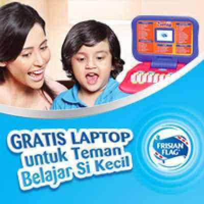 Dapatkan Laptop Pertama Si Kecil untuk anggota KIDB!