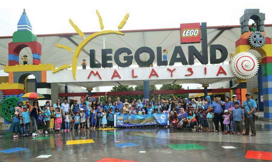 Menjelajah dan Berkarya di Legoland Bersama Frisian Flag Jelajah dan Karya.
