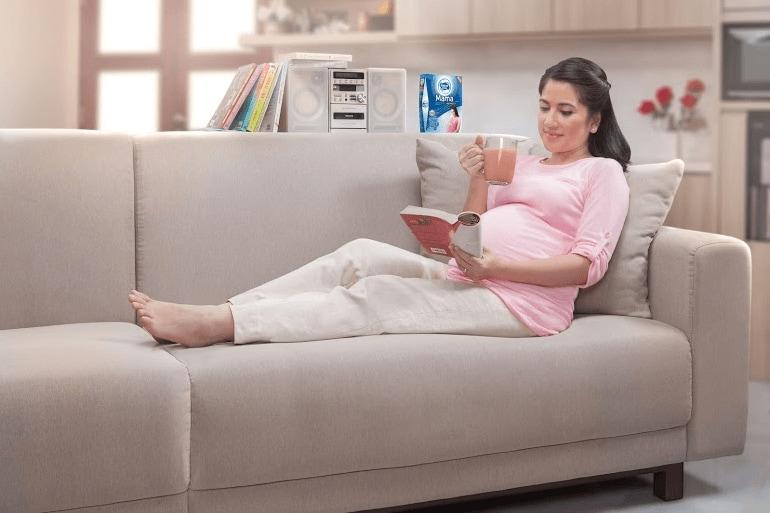 Ini Manfaat Minum Susu bagi Ibu Hamil dan Menyusui