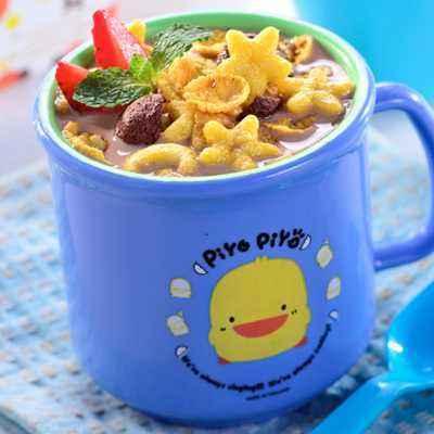 [FF Choco Recipe] Cereal Choco Milk