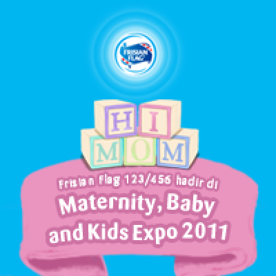 Frisian Flag Hadir di Maternity Baby and Kids Expo 2011