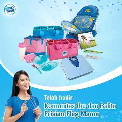 Frisian Flag MAMA Launching