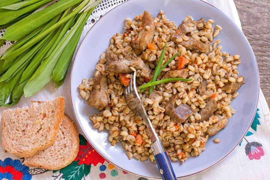 Resep Kombinasi Daging dan Gandum untuk Keluarga