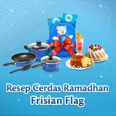 Kreasi Resep Cerdas Ramadhan Frisian Flag 123/456