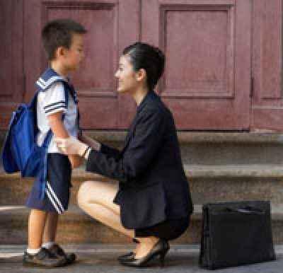 Mempersiapkan Balita Anda Untuk Bersekolah