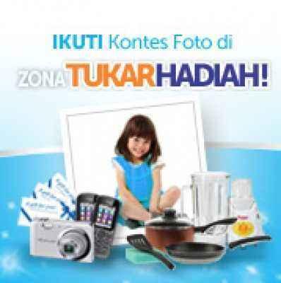 Menangkan Hadiah Menarik Di Kompetisi Foto Zona Tukar Hadiah!