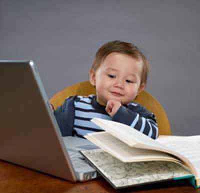 Mengajar Bayi Membaca Dengan Menyenangkan (2) Metode Glenn Doman