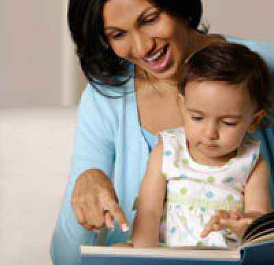 Mengajar Si Kecil Membaca