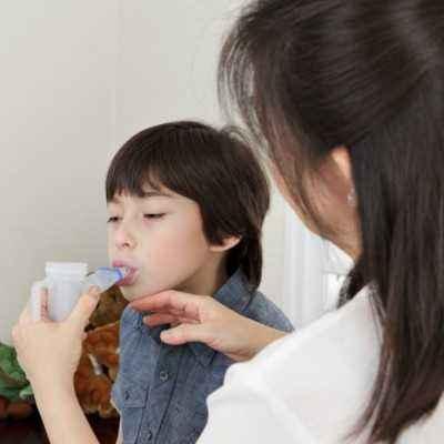 Mengatasi Penyakit Asma pada Anak