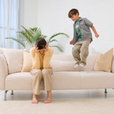 Menghadapi Anak Hiperaktif