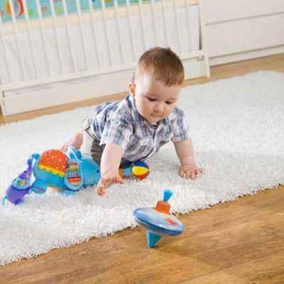 Menjaga Lingkungan Rumah Tetap Aman bagi si Kecil