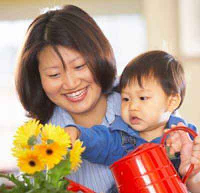 Metode Glenn Doman - Program Bagi Anak Usia 30 Sampai 48 Bulan