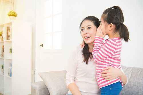 Apa yang Harus Dilakukan Bila si Kecil Suka Mengadu?