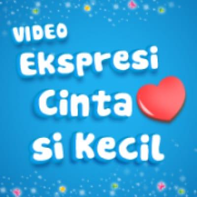 Pengumuman Pemenang Video Contest Ekspresi Cinta Si Kecil