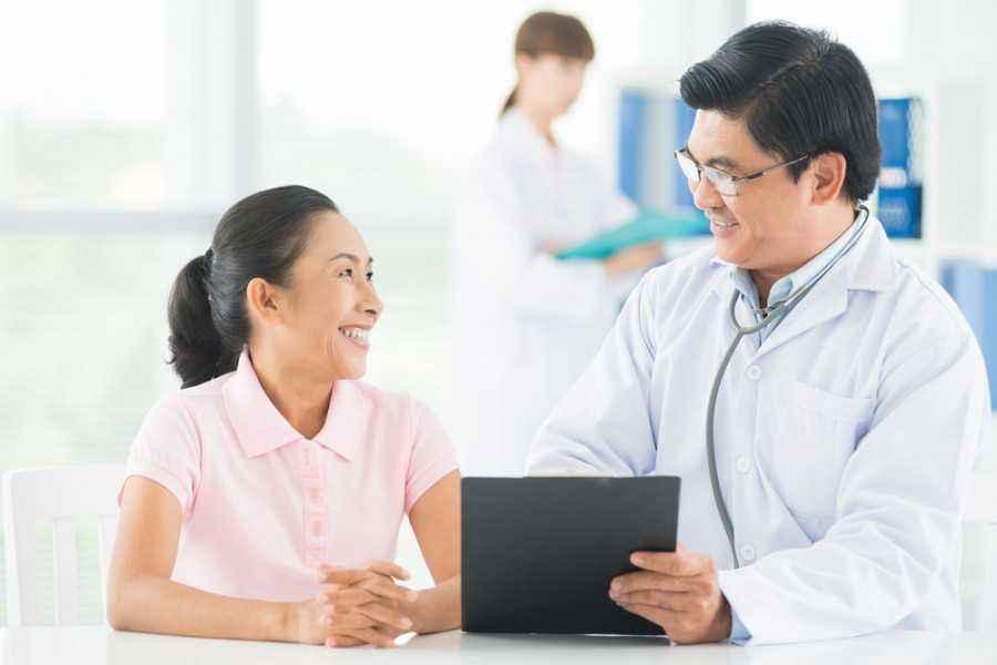 Kiat Memilih Dokter Kandungan