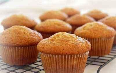 Resep Cupcake Pisang