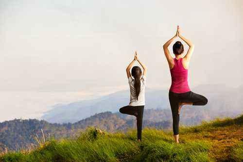 Yuk, Ajak si Kecil Berlatih Yoga
