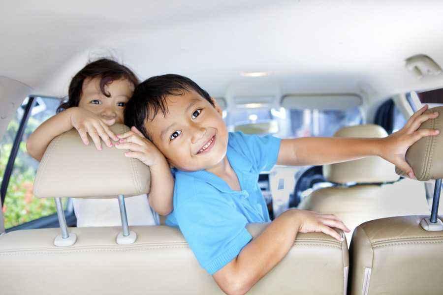 5 Tips si Kecil Tetap Nyaman di Mobil Saat Mudik