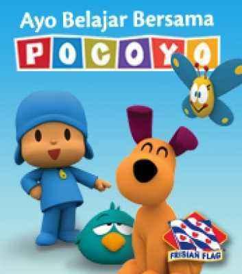 Stimulasi kecerdasan anak anda bersama Pocoyo!