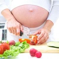Hati-hati Memasak Makanan untuk Ibu Hamil