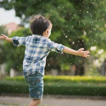 Ide Kegiatan agar si Kecil Tidak Mudah Sakit