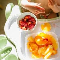 Sayur dan Buah Bisa Membuat Bayi Alergi?