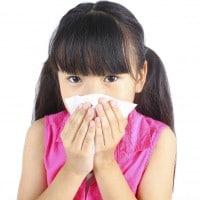 Kenali Alergi Sistem Pernapasan pada Anak