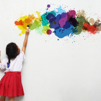 4 Cara Memperkenalkan Seni ke Si Kecil di Rumah