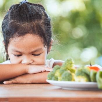 6 Tanda si Kecil Kekurangan Nutrisi