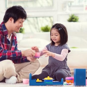 Ide Permainan Seru untuk Ayah dan si Kecil