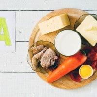 Vitamin A dalam ASI
