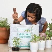 Ini 4 Manfaat Berkebun untuk si Kecil