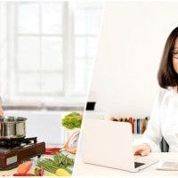 Ibu Rumah Tangga vs Ibu Bekerja, Yang Mana Pilihan Ibu?