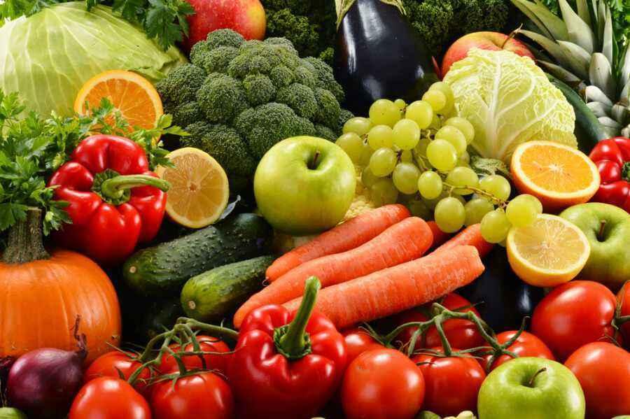 Khasiat Buah dan Sayuran Berdasarkan Warnanya