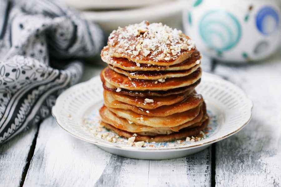 Coba Resep Sarapan Pancake Satu Ini Yuk, Bu!